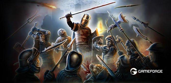 Скачать игру про рыцаря