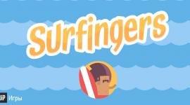 Трейлер ко игре Surfingers
